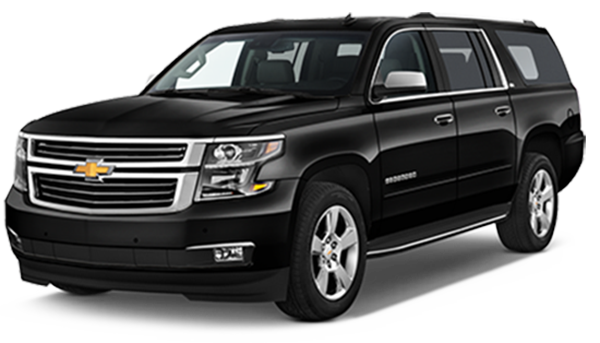 Black Chevy Suburban SUV - Eagle Luxury Transportation ...